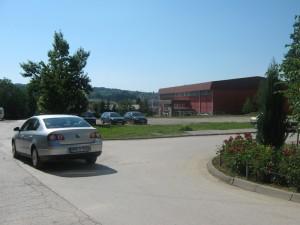 Sportska dvorana Srebrenik