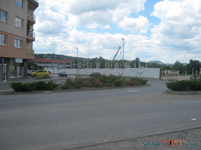 Srebrenik - Izgradnja TUŠ centra