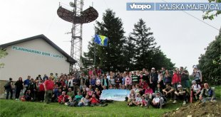 Novi pohod planinara iz Srebrenika