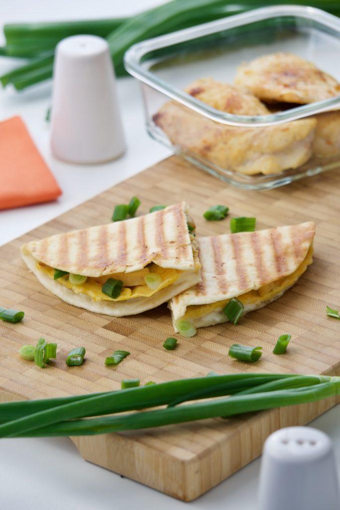 Quesadilla - sočni meksički sendviči sa grilla