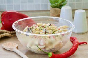 Meksička salata sa tjesteninom