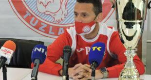Futsal: Salines Tuzla City ide u odbranu titule utakmicom u Mostaru