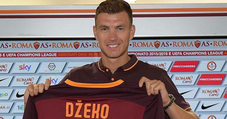 Edin-Dzeko-signs-for-Roma