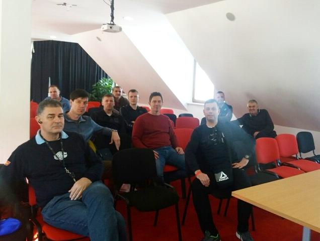 Sastanak članova Lige mladih RKS Tuzla u SRCA Ajdinovići
