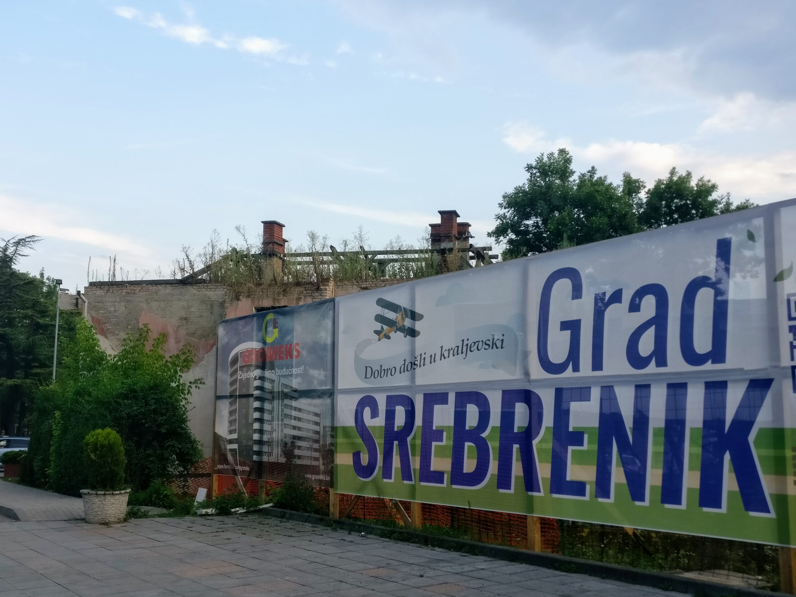 Kraljevski Grad Srebrenik ?