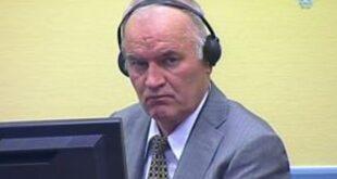 Ponovo odgođeno iznošenje žalbi na presudu Ratku Mladiću