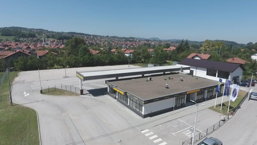 Autobuska stanica Srebrenik - raspored vožnje na lokalnom, kantonalnom i međunarodnom saobraćaju
