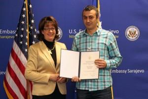 NVO Justicia, nagrada za borbu protiv korupcije