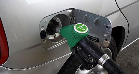 gorivo, pumpa