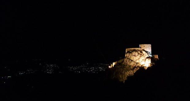Gradina u noci