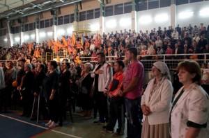 Kolektivna ostavka opstinskog odbora DF Srebrenika
