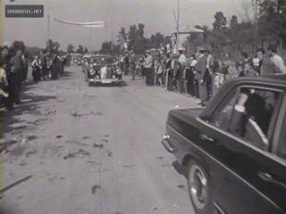 Otvaranje autoputa 1968