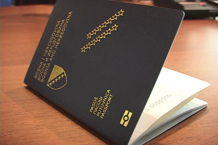 pasoš, novi, bih
