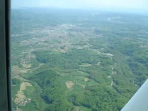 Srebrenik panorama