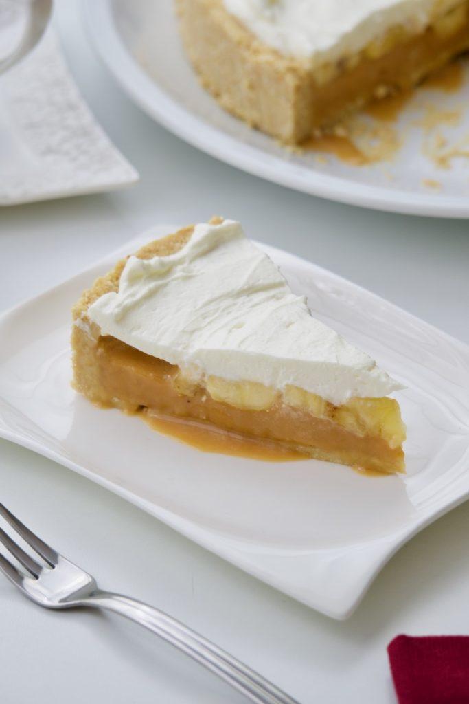 Banoffee pita - banoffee pie