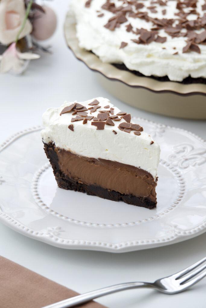 Čokoladna pita bez pečenja s oreo keksima