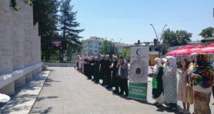 Srebrenik : Oglasila se sirena u znak sjećanja na žrtve genocida u Srebrenici
