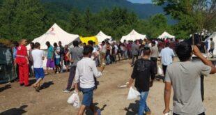 Tokom septembra u TK evidentirano 1700 migranata
