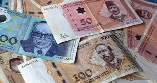 Prosječna neto plata u BiH u augustu iznosila 953 KM