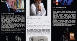 JU BKC u Tuzli ovih dana obilježava godišnjicu smrti  književnika i vajara Nedžada Ibrišimovića
