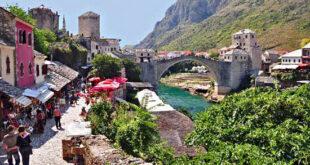 U Federaciji BiH u junu 51,3 posto više turista nego u maju